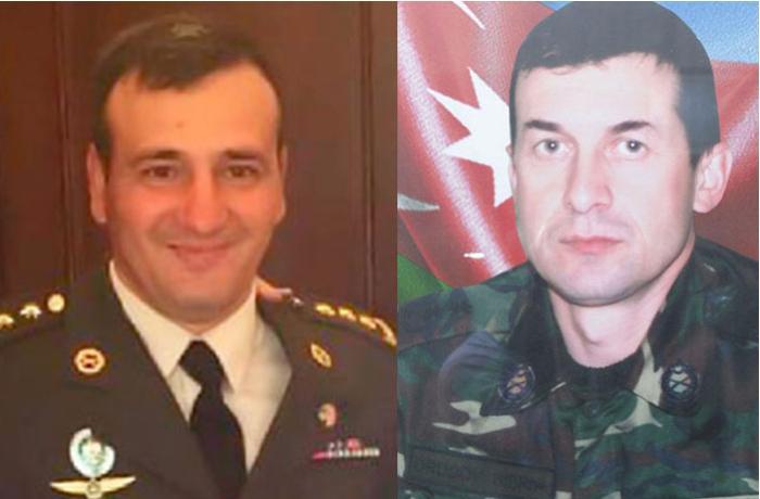"""Raquf Orucovun xanımı şəhid generaldan yazdı: """"Görüşəndə Raqufa salam de..."""""""