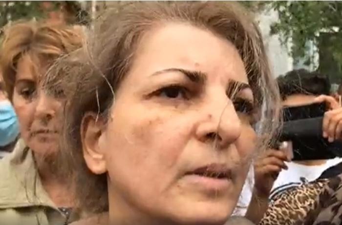 """Şəhid General-mayor Polad Həşimovun bacısı: """"Hamımızın Poladıdı"""" - VİDEO"""
