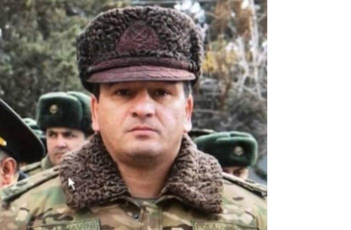 General Polad Həşimovun yerinə o TƏYİN EDİLDİ - FOTO