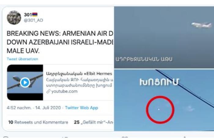 Alman ekspert erməni yalanını belə ifşa etdi – FOTOFAKT