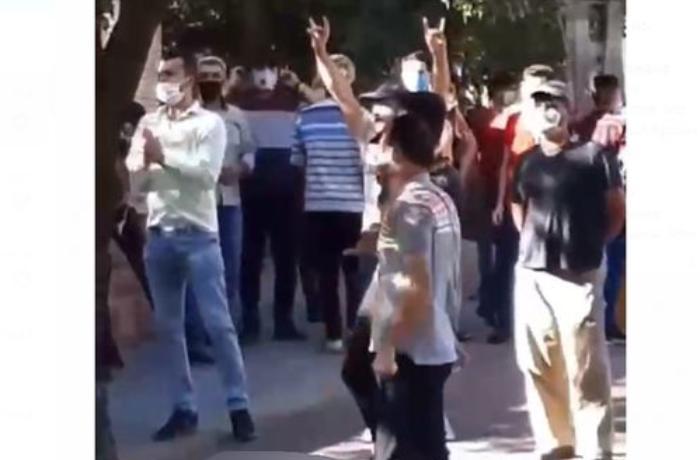 İranda Azərbaycana dəstək aksiyaları keçirilib - VİDEO