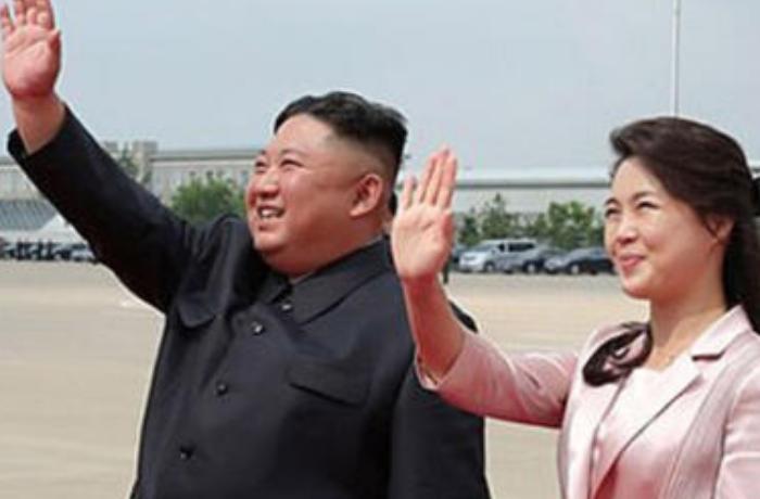 Kimin xanımının şəkilləri iki Koreya dövlətinin münasibətlərini daha da korlayıb - FOTO