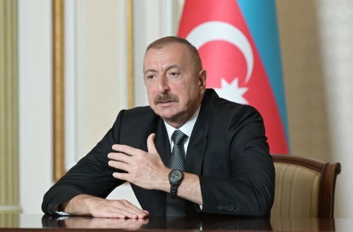 """""""Azərbaycan Prezidentinin fərmanı ilə hərbi vəziyyət elan olunub"""""""