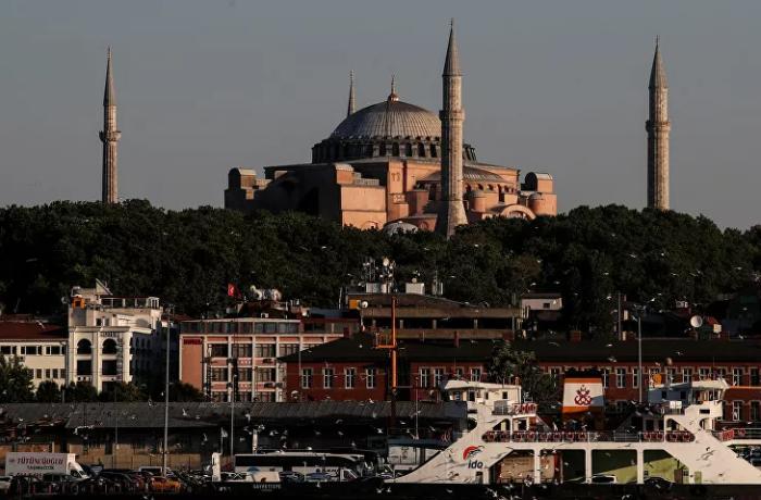 Ayasofya'nın kopyası Suriye'de inşa edilecek: Kilise olarak kullanılacak