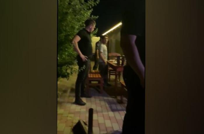 Bakıda karantin qaydalarını pozan kafe aşkarlanıb, 7 nəfər saxlanılıb - FOTO