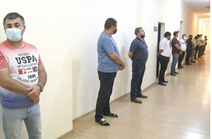Sumqayıtda karantin rejimini pozan kafenin sahibi həbs olunub