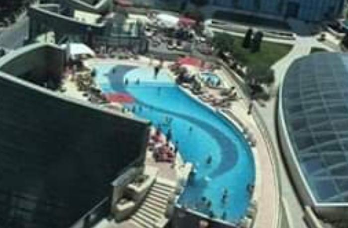 Bakıda məşhur hotel karantini belə pozdu – hətta elan da veriblər – FOTO/VİDEO