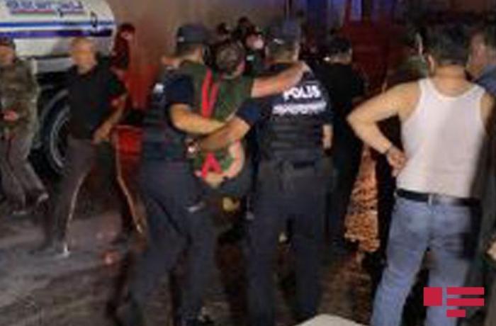 Boya zavodunda yanğında FHN-in dörd əməkdaşı xəsarət alıb - RƏSMİ - VİDEO