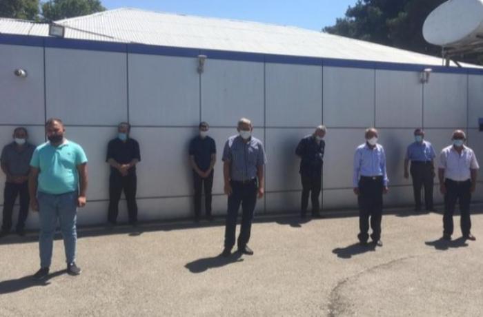 Ağsuda yas mərasimi dayandırıldı - 10 nəfər cərimələndi