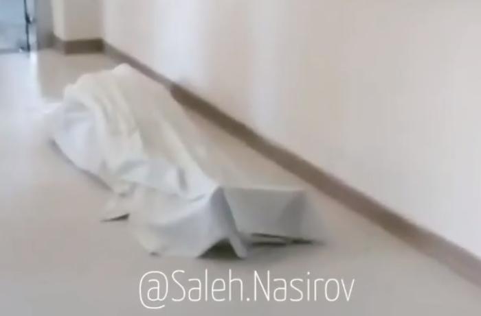 Azərbaycanda koronavirusdan ölənlərin yeni görüntüləri yayıldı - VİDEO