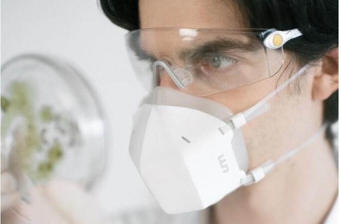 Virusdan qoruyan yeni növ maskalar hazırlanır