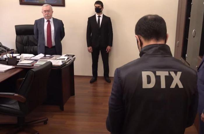 Saxlanılan sabiq XİN rəsmisi barədə QƏRAR VERİLDİ