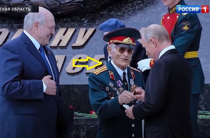 Qızıl meydanda keçirilən paradda veteranın Putindən qeyri-adi istəyi –