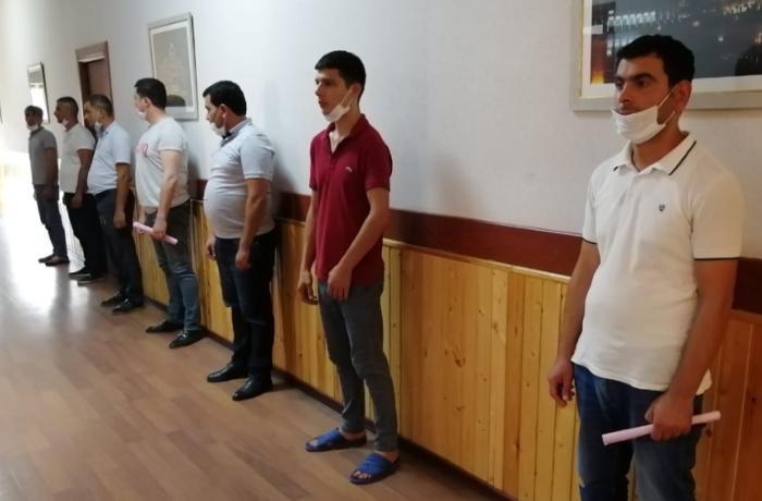 Karantini pozan dönərxana və kafe aşkarlandı - FOTO