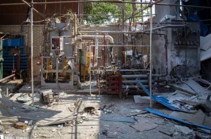 Explosion near Iran's capital kills two, damages factory: IRNA