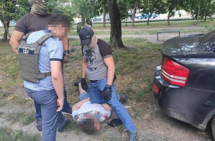 """""""Lotu Quli""""nin tərəfdarları Ukraynada belə saxlanıldı - VİDEO"""
