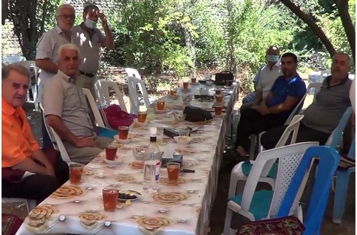 Masallıda yas keçirildi - 3 nəfər həbs edildi - FOTO