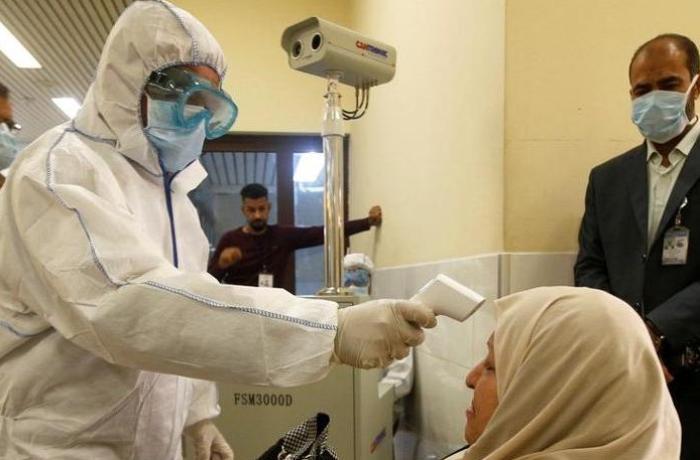 İraqda kürdlərin yaşadığı bölgədə rekord həddə koronavirusa yoluxma halı qeydə alınıb