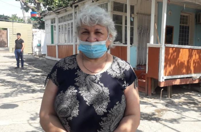 """Aprel şəhidinin anası: """"Sevinirəm ki, oğlumun arzusu ürəyində qalmadı"""" - VİDEO"""