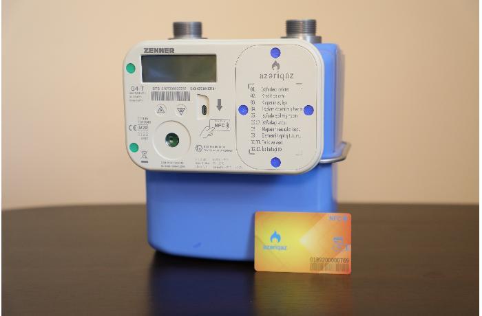 Yeni smart kart tipli sayğaclar gətirildi - VİDEO