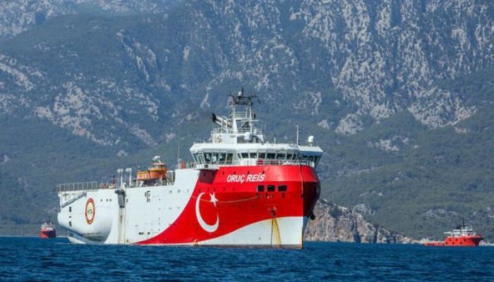 """Türkiyə Aralıq dənizində """"NAVTEX"""" elan etdi, Yunanıstanla gərginlik artdı"""