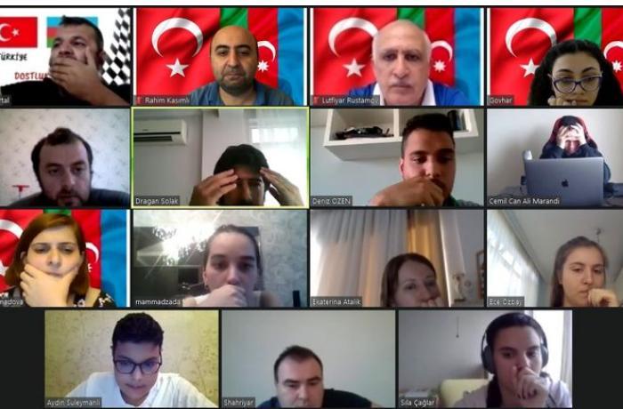 Azərbaycan şahmatçıları Türkiyəyə qalib gəlib