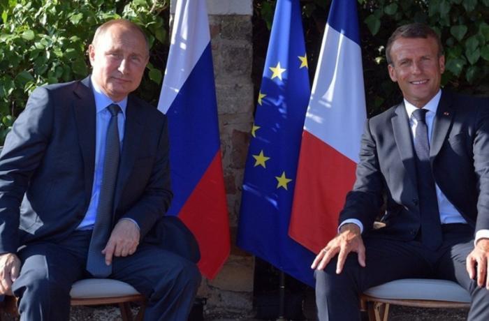 Putin and Macron discuss situation in Lebanon