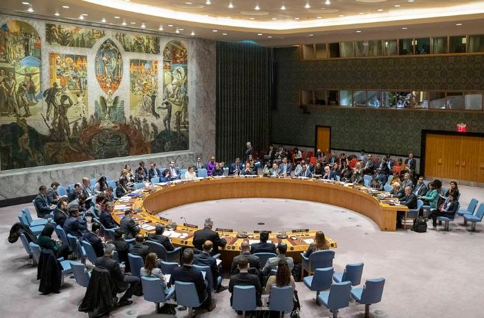 US put to a vote draft UNSC resolution on Iran - source