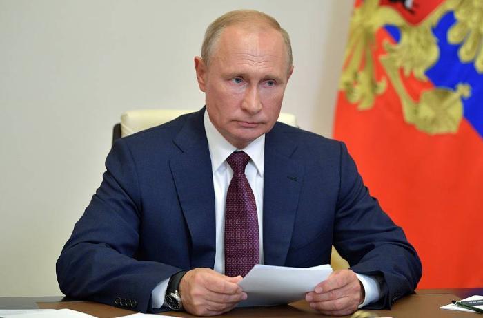 Putin Livana yeni səfir təyin etdi