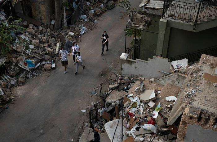 Beyrut partlayışı səbəbilə ölənlərin sayı artdı