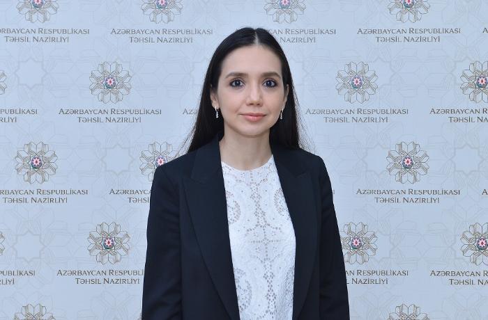 Təhsil nazirinə müşavir təyin olunan 33 yaşlı Simuzər Feyzullayeva həbsxana ...