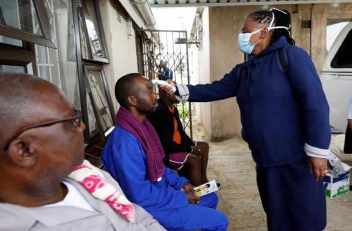 Afrikada son 24 saatda 9 minə yaxın insan koronavirusa yoluxdu