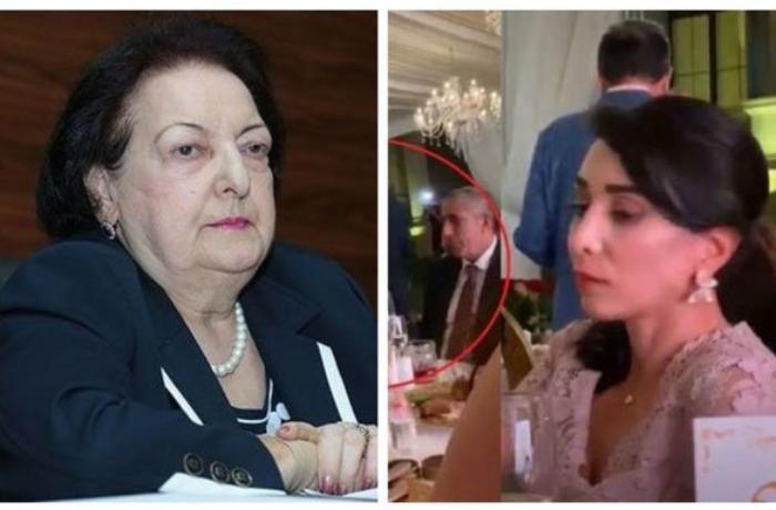 Elmira Süleymanova yeni Ombudsmanın karantin qaydalarını pozmasından danışd ...