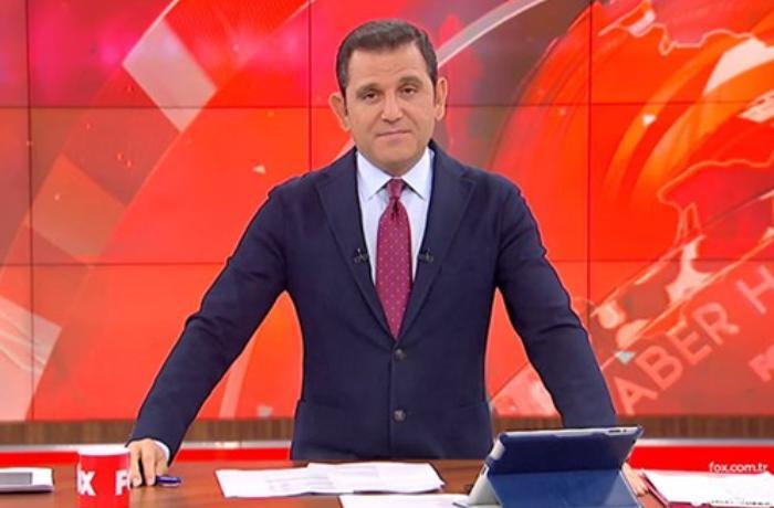 """Fatih Portakal """"FOX"""" TV-dən çıxdı"""