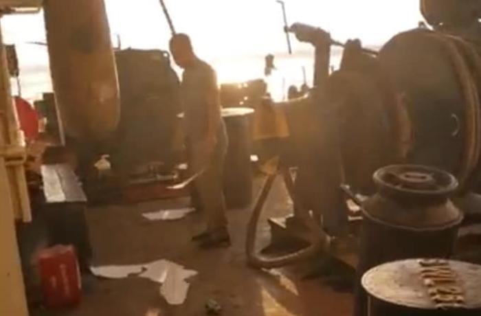 """Güclü partlayış zamanı Beyrut limanında """"Palmali Holding""""ə məxsus gəmi də olub"""