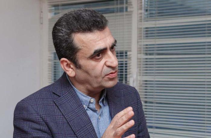 """Kamran Həsənli musiqiçilərin vəziyyətindən danışdı: """"Siz o 50-60 nəfər məşhur müğənniləri..."""" - VİDEO"""