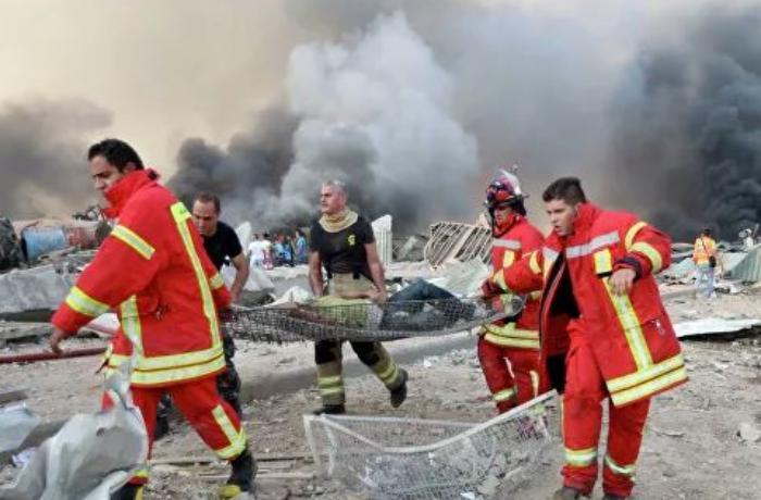 Beyrutdakı faciədə yanğınsöndürmə briqadasının 10 üzvü həlak olub