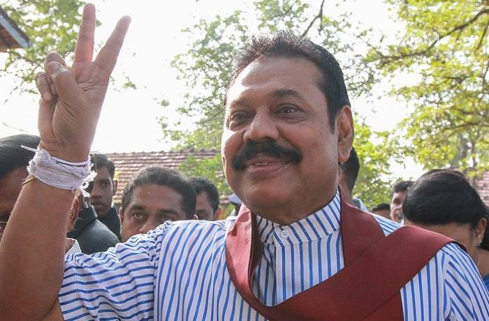 Sri Lanka'da seçimi Rajapaksa kazandı