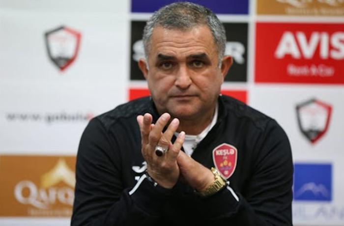 """""""Keşlə"""" klubu baş məşqçi Tərlan Əhmədov barədə qərar verdi"""