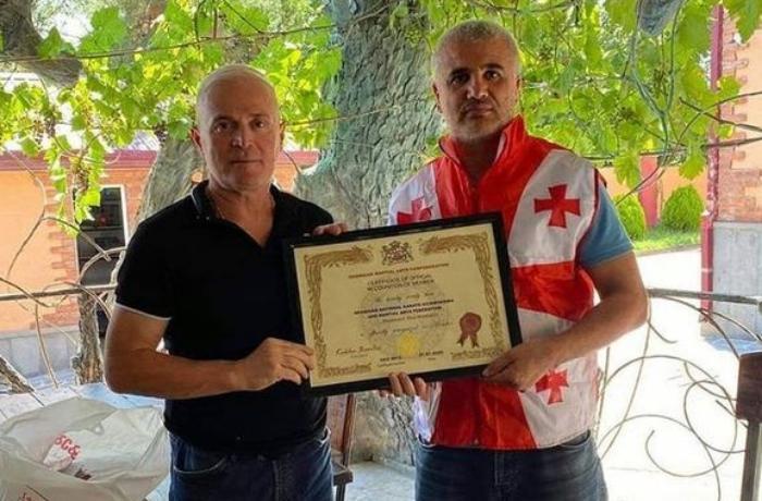 Azərbaycanlı idmançı Gürcüstanda federasiya prezidenti oldu