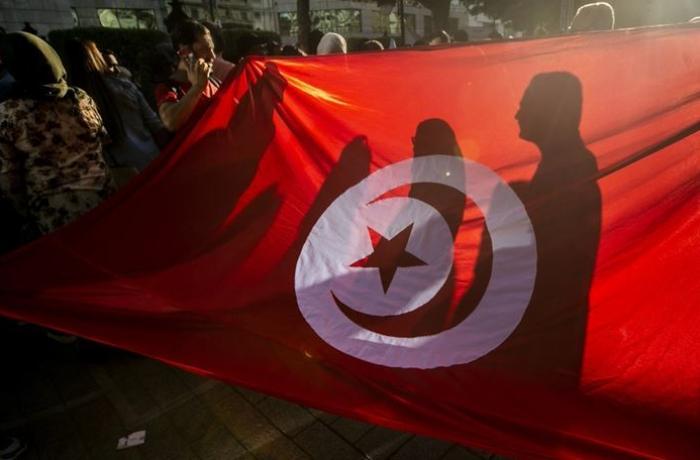 Tunus'ta İsrail-Bahreyn normalleşmesine tepkiler sürüyor