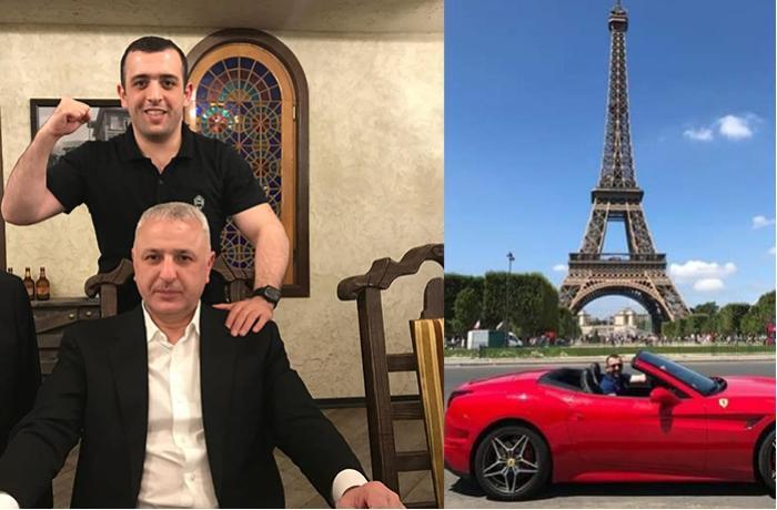 Deputat Ülvi Quliyevin oğlu Londonda 2 milyonluq borca düşüb - FOTOFAKT