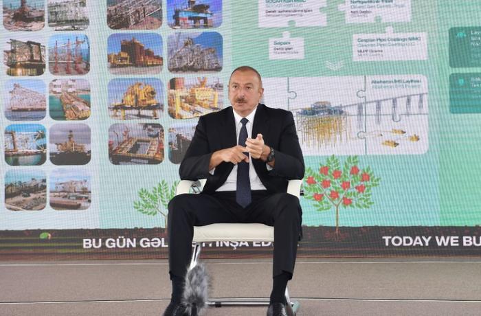 """""""O vaxt müstəqil ölkə olsaydıq, Azərbaycan dünyanın ən zəngin ölkəsinə çevrilərdi"""""""