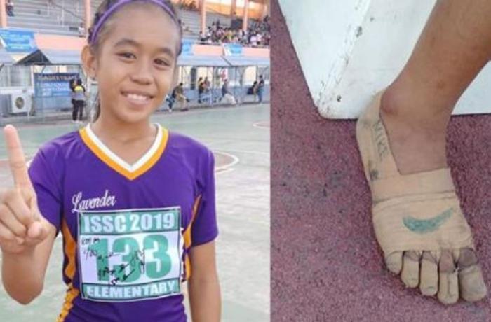11 yaşlı filippinli qızın qələbəsi hər kəsi duyğulandırdı