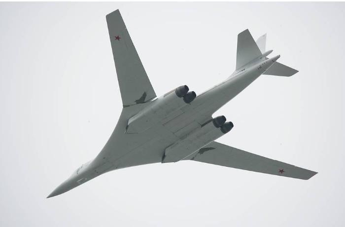 Rusiyanın bombardmançı təyyarələri dünya rekordu qırdı