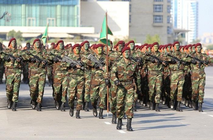Ehtiyatda olan hərbi vəzifəlilərin təlim toplanışları başladı – RƏSMİ MƏLUMAT