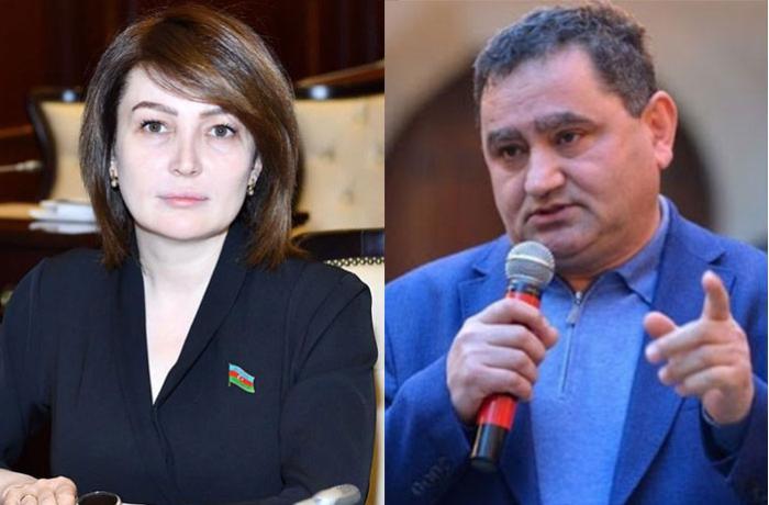 """""""Siyasətdən uzaq dururam"""" deyən deputata həmkarından DƏSTƏK"""