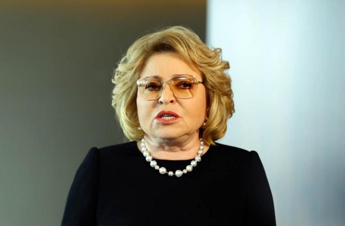 """Rusiya Federasiya Şurasının sədri: """"Azərbaycan bizim strateji tərəfdaşımızdır"""""""