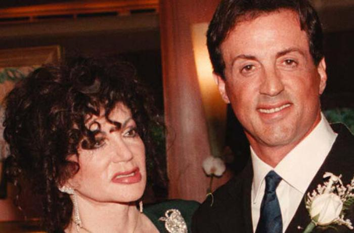 Silvester Stallonenin anası vəfat etdi