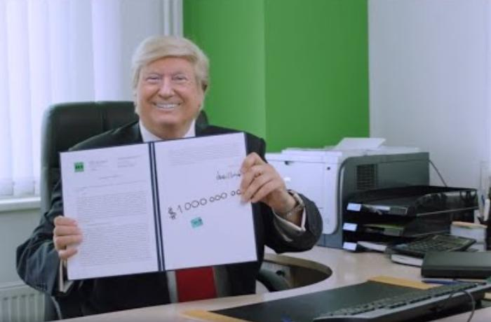 """Russia Today"" Trampa iş təklifi edib – VİDEO"